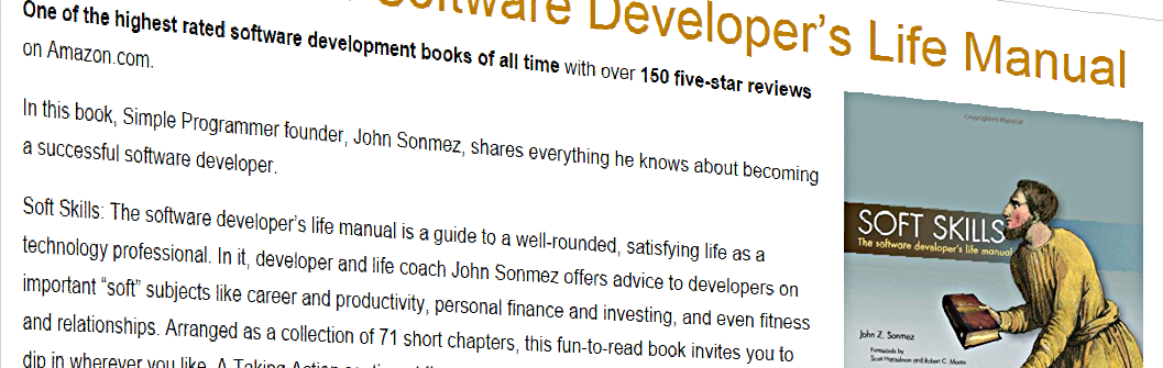 soft skills book pdf john sonmez